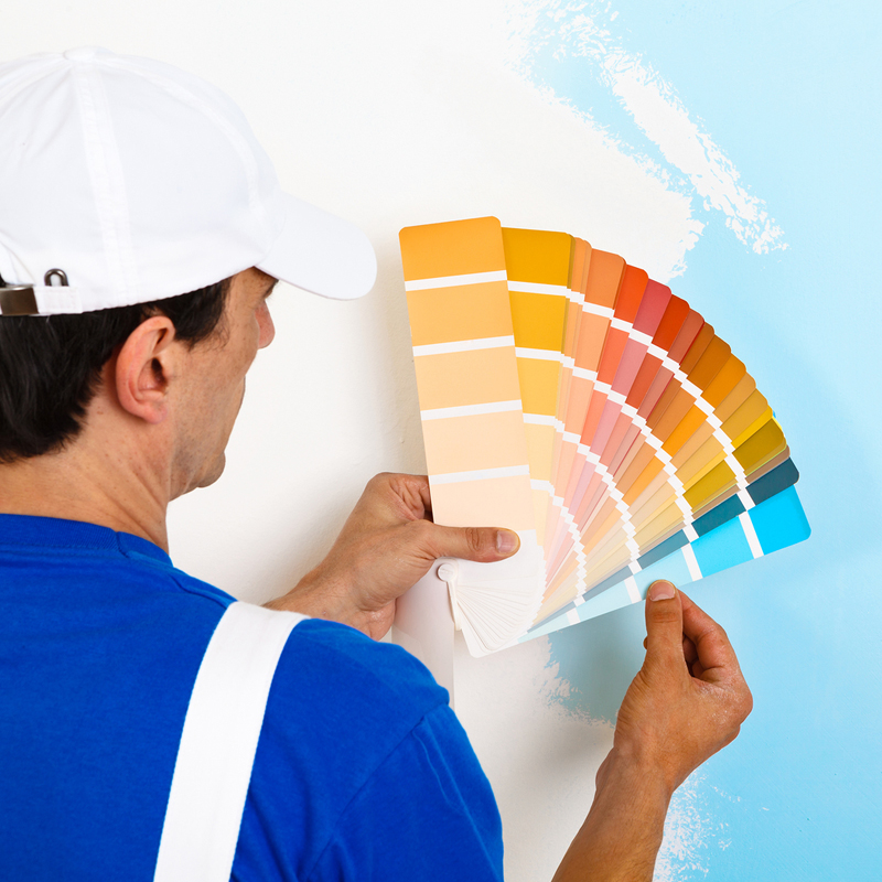 Paints, Stains & Coatings